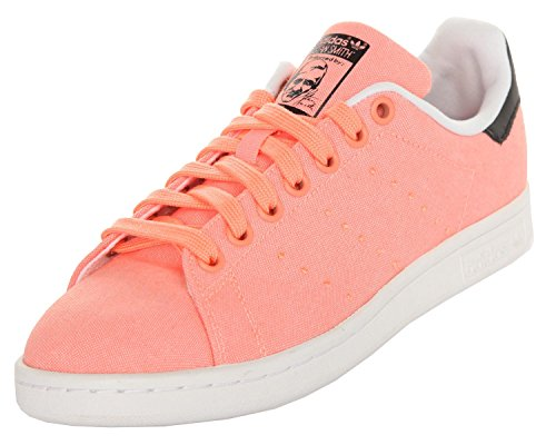 adidas Stan Smith W, Sneakers Basses femme Rose Multicolore Salmon