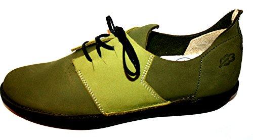 Loints of Holland 29595 Damen Halbschuhe (ohne Karton) Grün (grün 304-305)