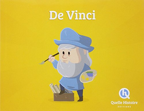 DE VINCI (FR) (hist.jeunesse)