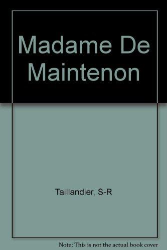 Madame De Maintenon (Madame De Maintenon)