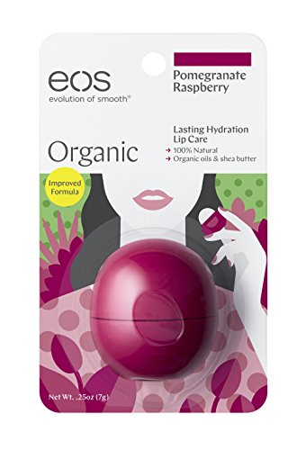 EOS Smooth Sphere Baume à Lèvres Pomegranate