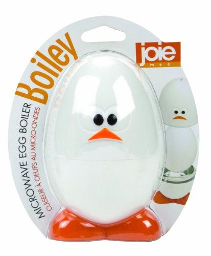 Joie 50237 - Cuece huevos microondas, color blanco