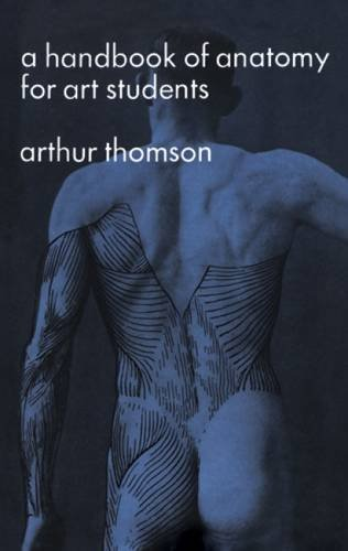 A Handbook of Anatomy for Art Students (Dover Anatomy for Artists)