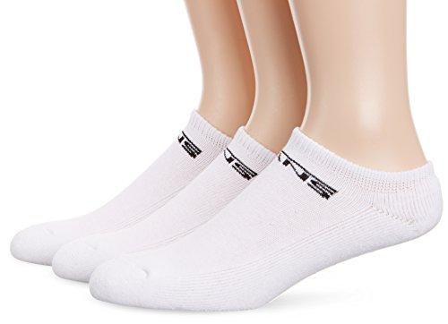 Vans Men's Classic Kick (6.5-9) 3 Pack Ankle Socks