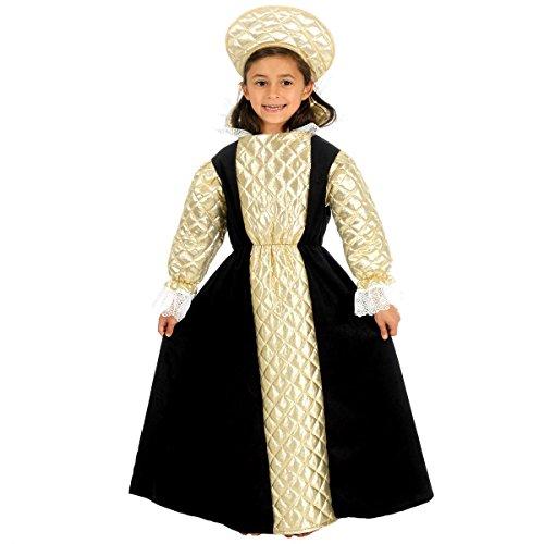 Anne Boleyn childrens costume (Anne Boleyn Kostüme)