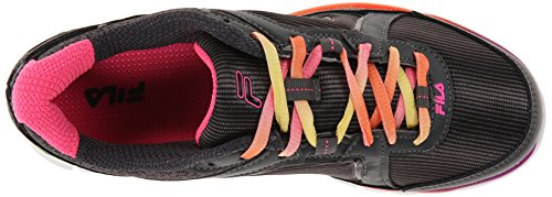 Fila Finest Hour NéoprÚne Running Shoe Dark Shade/Black/Knockout Pink