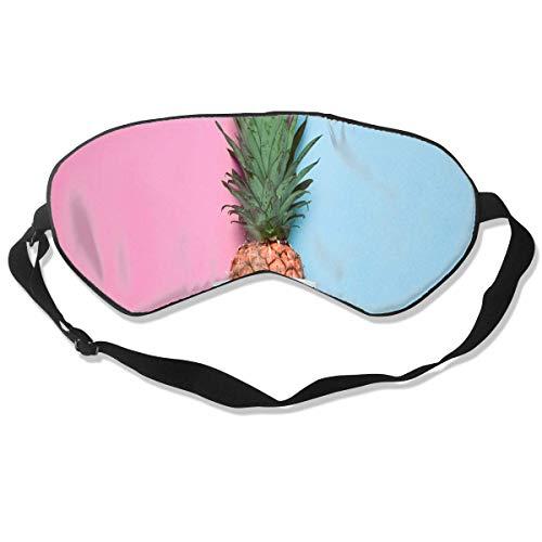 Miedhki Unisex Sleeping Eye Mask Sunflower Tattoo Eye Mask Cover with Adjustable Strap Blindfold Eyeshade for Travel, Nap, Meditation Fashion14