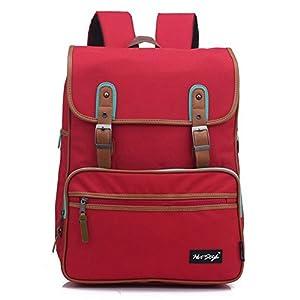 Mochila de moda para las mujeres viaje de ocio Daypack Chicas mochilas de colegio