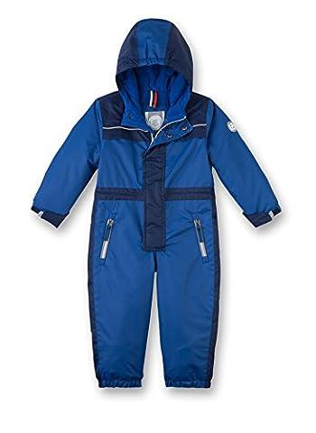 Sanetta Jungen Schneeanzug 124299 Blau (Pacific Blue 50178), 92
