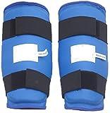 Vaibhav Sports Karate Taekwondo SHIN Guard (Blue)