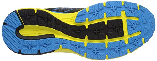 Lotto Sport Moonrun, Chaussures de course homme Multicolore - Mehrfarbig (GRN LIZ/BLACK)