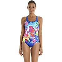 Speedo Women's Placement Digital Power Back Swimsuit