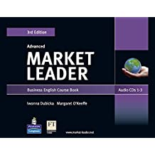 Market Leader Advanced Coursebook 2 Audio CDs (Market Leader. Business English)