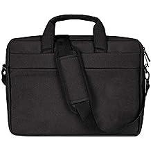 Multifuncional portátil de luz Delgada portátil Hombro Bolsa maletín portátil de Ordenador portátil Caso