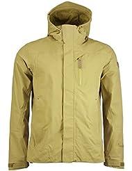 Hombres chaqueta Halti Vuotu - niebla de bronce, 2X-LARGE