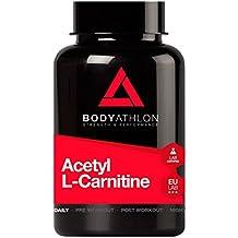 Acetil L-Carnitina - 90 comprimidos. 1000 mg