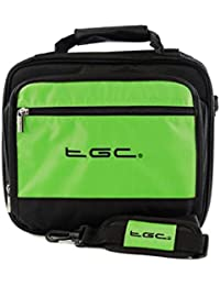 """ieGeek 12.5"""" Portable DVD Player Twin compartment Case Bag by TGC ®"""