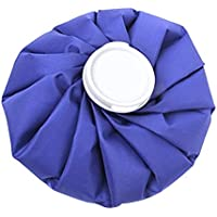 Reusable Cloth Ice Cool Cooling Bag Cold and Hot Therapy Pack for Sports Injuries Pain Relief Home Office Journey First Aid Health Care Supplies