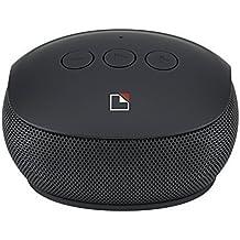 Whitelabel RockPro Altavoz Bluetooth Portátil sin Micrófono - Potente Altavoz Inalámbrico Equipado con Manos Libres para TeléfonosMóviles - Compatible con iPhone, Samsung Galaxy, Nokia, HTC, Blackberry, Google, LG, Nexus, iPad, Tabletas, Ordenadoresetc (RockPro-Black)