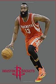Houston Rockets Notebook & Journal - NBA Fan Essential: The Perfect Notebook For Proud HOUSTON ROCKETS Fan