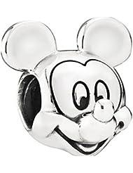 Pandora 791586 Charm Disney, Mickey Portrait by PANDORA