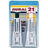 Pattex NURAL 21 - Adhesivo soldadura metálica en frío para hierro 120 ml
