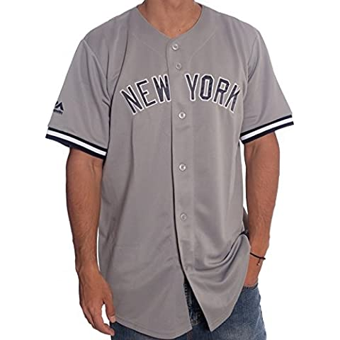 Camisa MLB Majestic: New York Yankees GR