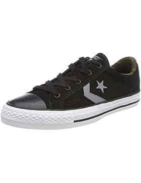 Converse Star Player OX Black/Cool Grey/White, Zapatillas Unisex Adulto