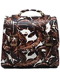Espelho Women's Hand Bag Choco Brown (Ba-695 B)