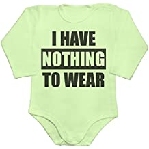 I Have Nothing To Wear Pagliaccetto Bambino Baby Romper