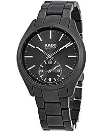 26b7ac3fcd1a Reloj Rado HyperChrome Dual Time XL con esfera gris para hombre R32103182