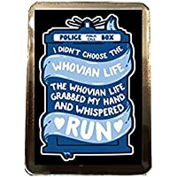 Doctor Who - Fridge Magnet (Whovian Life)