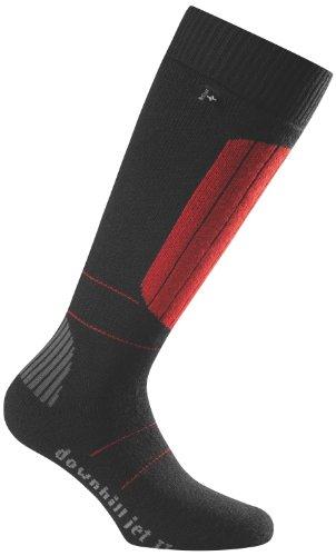 Rohner Socken Snow Sport Downhill Jet, vulkan, 44-46, 70_2013_vulkan (Jet-ski Schuhe)