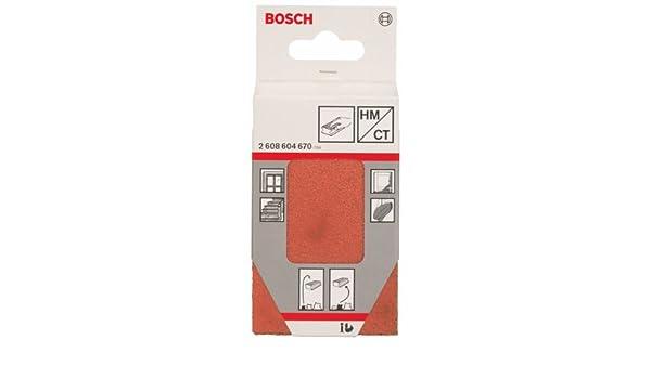 Bosch Zubeh/ör 2608604670 Schleifklotz 60 x 100 mm