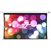 "Elite Screens Spectrum Tab Tension 100"" 16:9 White projection screen - Projection Screens (Motorized, 2.54 m (100""), 2.21 m, 124.5 cm, 16:9, White) - Confronta prezzi"
