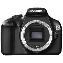 Canon EOS 1100D - Cámara réflex digital de 12.2 Mp (pantalla 2.7