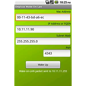 Depicus Wake On Lan: Amazon fr: Appstore pour Android