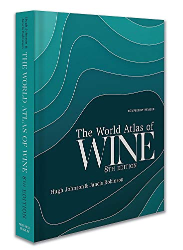 World Atlas of Wine: 8th edition