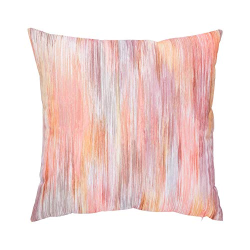 Liza line cuscino arredo per divano, letto, poltrona, in velluto (colori vari - 45x45cm)