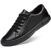 Shoe House Zapatillas Deportivas Oxford Zapatos Casuales,Black,Men'seu42/US9D(M)/UK8