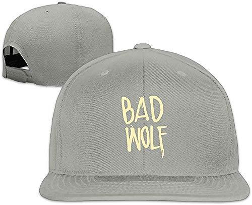 Suxinh YTrithaer Custom Bad Wolf Adjustable Baseball Hat & Cap (Hat Bad Wolf Big)