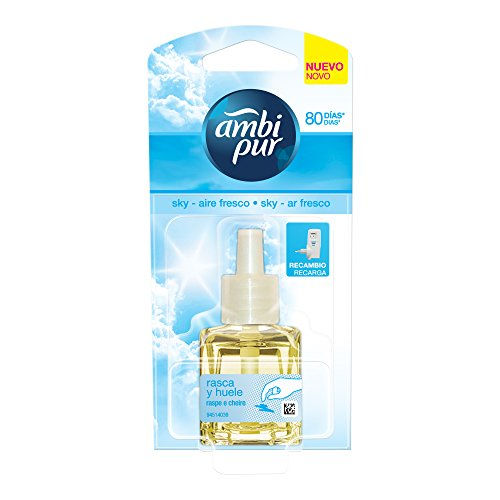 Ambi Pur Ricambio Deodorante per Ambienti, Sky - 200 ml