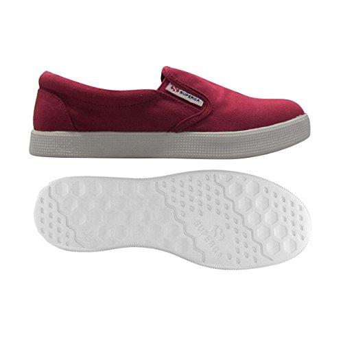 Superga 4498 COTU Damen Sneaker Cerise