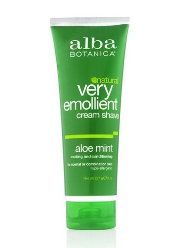 alba-botanica-very-emollient-cream-shave-aloe-mint-8-ounces-pack-of-4-by-alba-english-manual