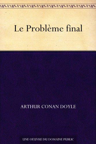Couverture du livre Le Problème final