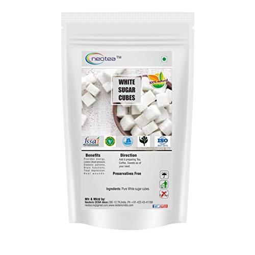 Neotea White Sugar Cubes, 300g