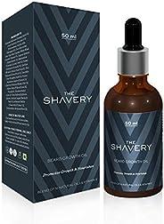 Amazon Brand - The Shavery Beard Growth Oil - 50ml