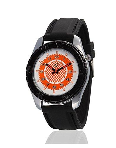 Yepme Analog Orange Dial Men's Watch - YPMWATCH1367 image