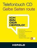 Gelbe Seiten CD Route 2008