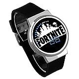 Furuisilintrade Fort Night Watch fortnite athletische Schießspiel Night Light Touch LED kreative elektronische Studenten Wache für Jungen und Mädchen (18)